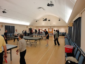 West Chiltington Table Tennis Club